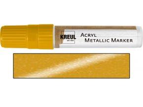 Akrylový marker metalický - XXL