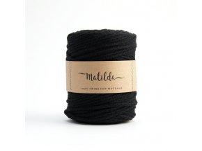 MATILDA TWINE 4mm (140m) BLACK 70