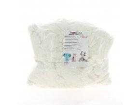 Recyklovaná bavlněná výplň - do hraček a polštářů (1kg) - PEARL