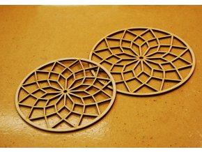 Kruh vyřezávaný (1ks)