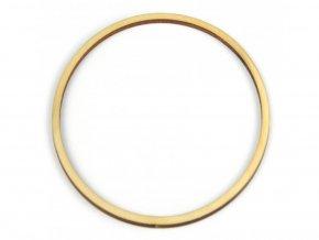 XXL Balení Dřevěný kruh (10ks)