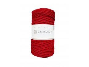 SZNURKOWO ŠŇŮRY 3mm - RED