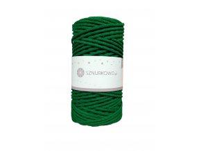 SZNURKOWO ŠŇŮRY 3mm - GREEN