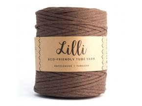 Lilli Tube Yarn (220m) - MILK CHOCOLATE 05