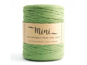 MINI TUBE YARN (355M) - GREEN 10