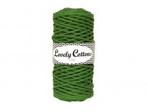 Lovely Cotton ŠŇŮRY - 3mm (100m) - AVOCADO