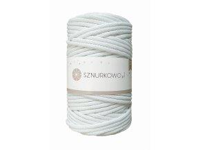 SZNURKOWO ŠŇŮRY 5mm - WHITE
