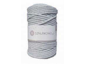 SZNURKOWO ŠŇŮRY 5mm - LIGHT GREY