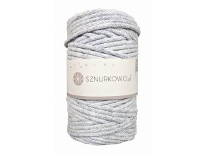 SZNURKOWO ŠŇŮRY 5mm - RAINBOW DUST