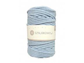 SZNURKOWO ŠŇŮRY 5mm - LIGHT BLUE