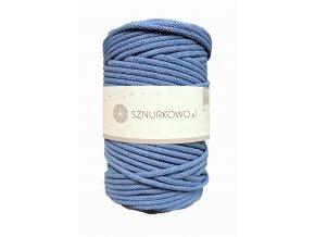 SZNURKOWO ŠŇŮRY 5mm - LIGHT JEANS