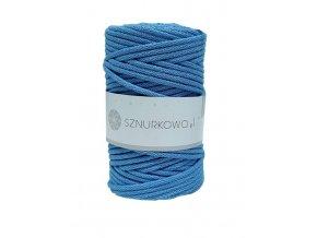 SZNURKOWO ŠŇŮRY 5mm - BLUE
