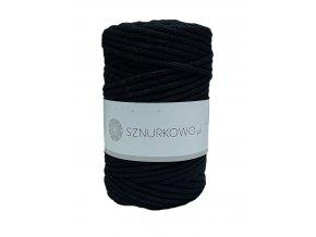 SZNURKOWO ŠŇŮRY 5mm - BLACK