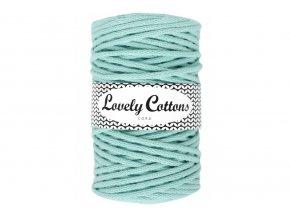 Lovely Cotton ŠŇŮRY - 5mm (100m) - MINT