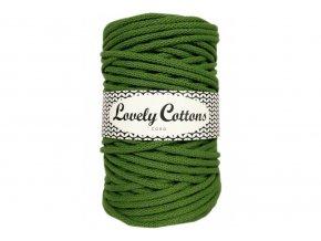 Lovely Cotton ŠŇŮRY - 5mm (100m) - AVOCADO