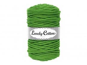 Lovely Cotton ŠŇŮRY - 5mm (100m) - KIWI