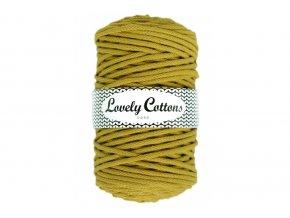 Lovely Cotton ŠŇŮRY - 5mm (100m) - LEMONADE