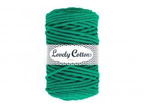 Lovely Cotton ŠŇŮRY - 5mm (100m) - LAGOON