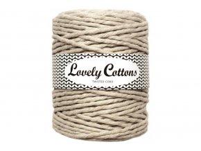 Lovely Cotton MACRAME - 5mm (100m) - ORGANIC