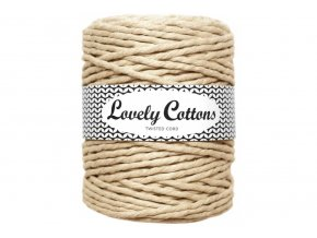 Lovely Cotton MACRAME - 5mm (100m) - SAND