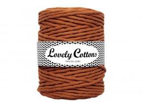 Lovely Cotton MACRAME - 5mm (100m) - CARAMEL