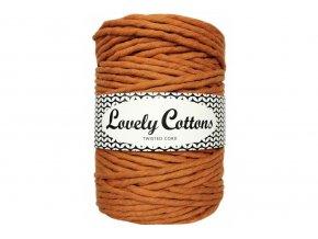 Lovely Cotton MACRAME - 5mm (100m) - PUMPKIN