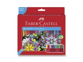 Pastelky Faber-Castell 60ks