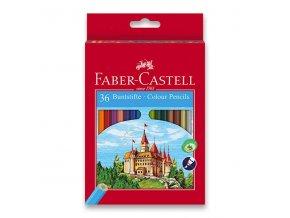 Pastelky FABER-CASTELL (36ks)
