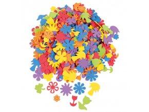 Pěnové květiny (425ks)