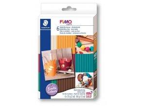 FIMO SOFT sada - barvy země