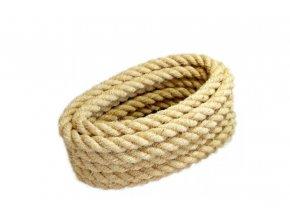Sisálové lano - pr. 10mm (1m)
