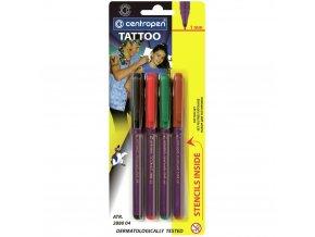 tetovaci souprava centropen 2880
