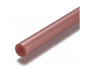 Pečetní vosk  se silikonem do tavné pistole 7mm (1ks)