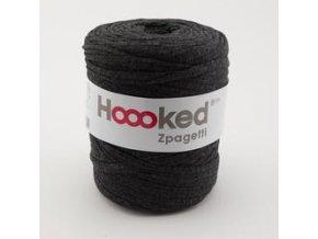 Hoooked Zpagetti - Dark Grey (120 m)