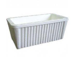 Polystyrenový truhlík (1ks)