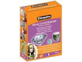 Křišťálová pryskyřice Crystal'Diamond - 4 velikosti