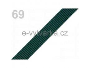 Popruh polypropylén š.20mm (5m) - zelená sytá