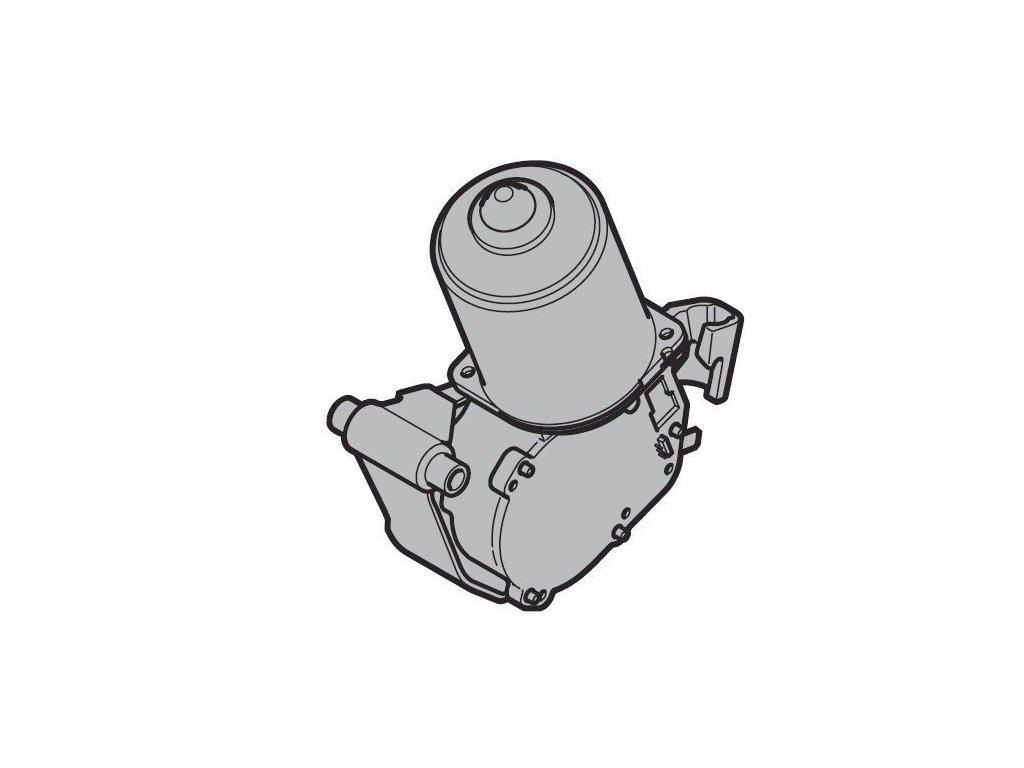 Motor lineamatic
