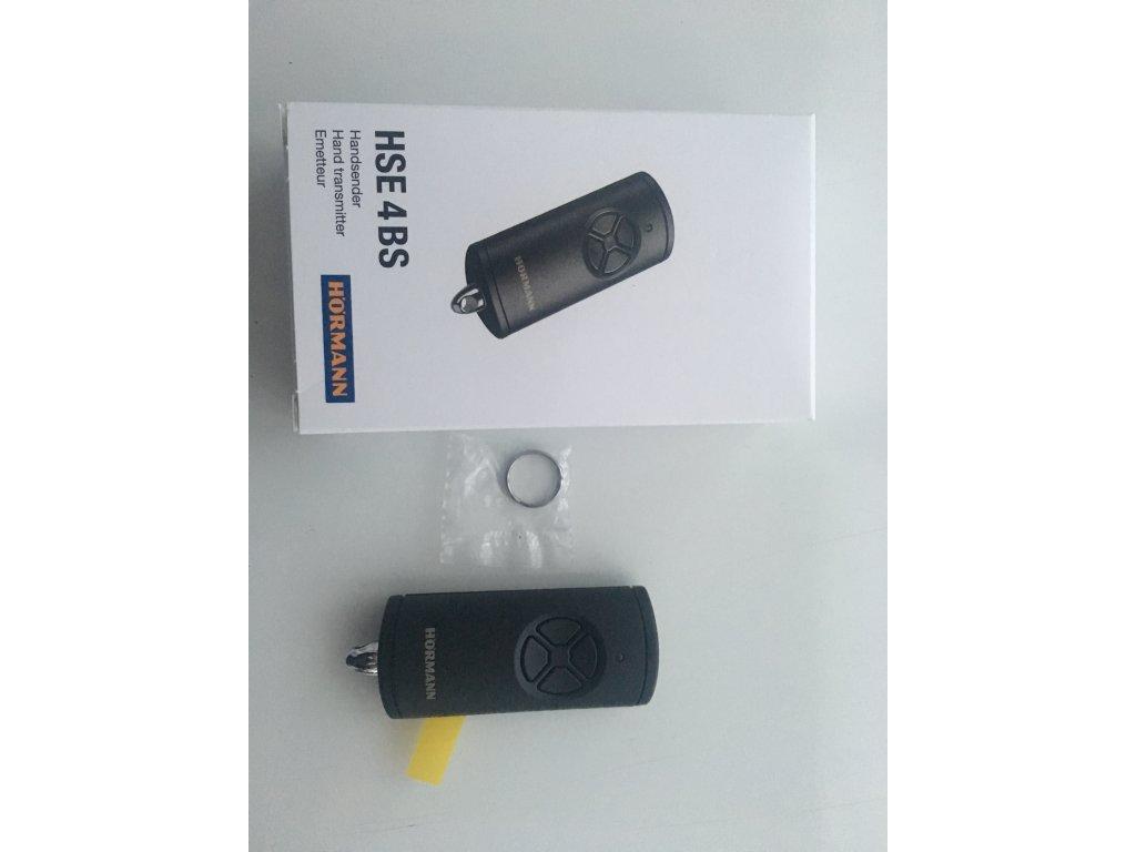 Dálkový ovladač HSE 4 BS