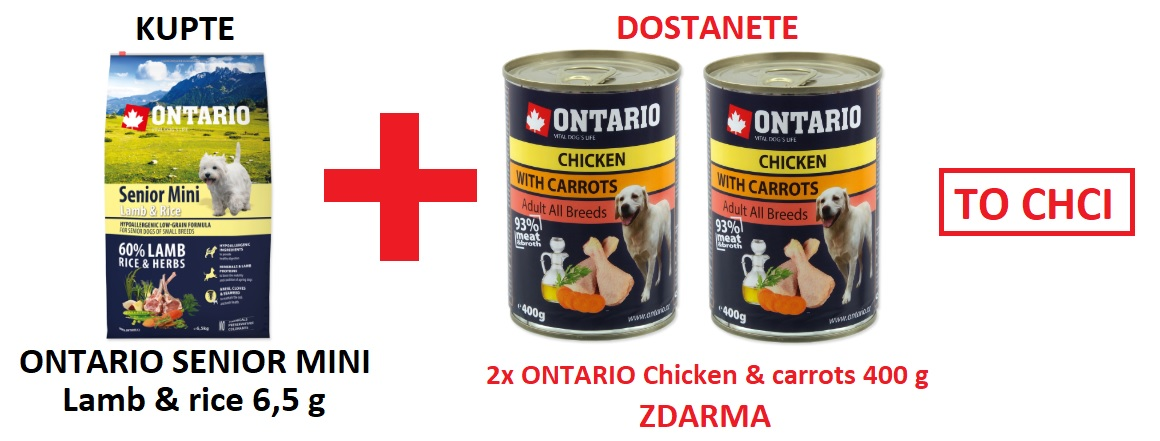 Ontario & konzervy