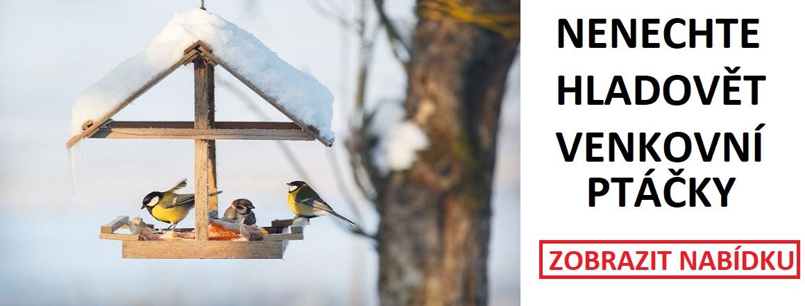 Venkovní ptáčci