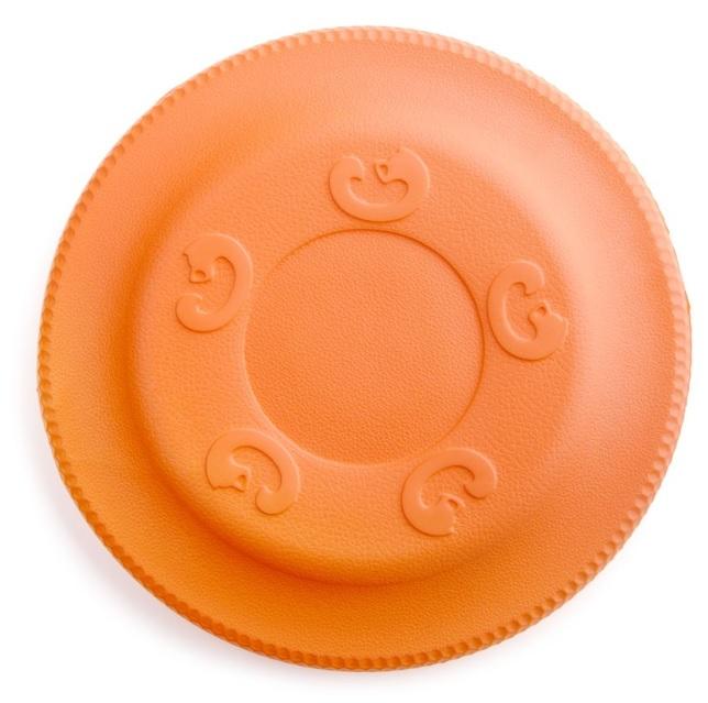 Frisbee a házedla