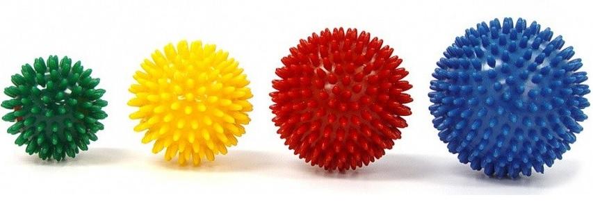 Míče a míčky