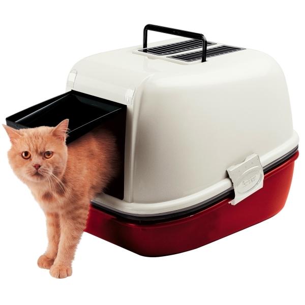 Toalety a lopatky pro kočky