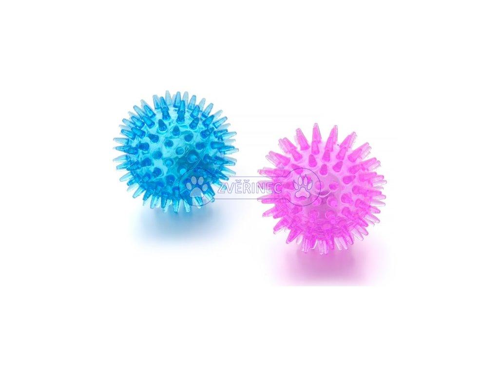 JK LED míček 4,5 cm různé barvy