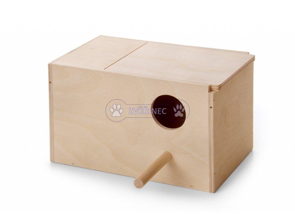 21906 jk animals hnizdici budka lux c 2 22 13 5 14 cm 1