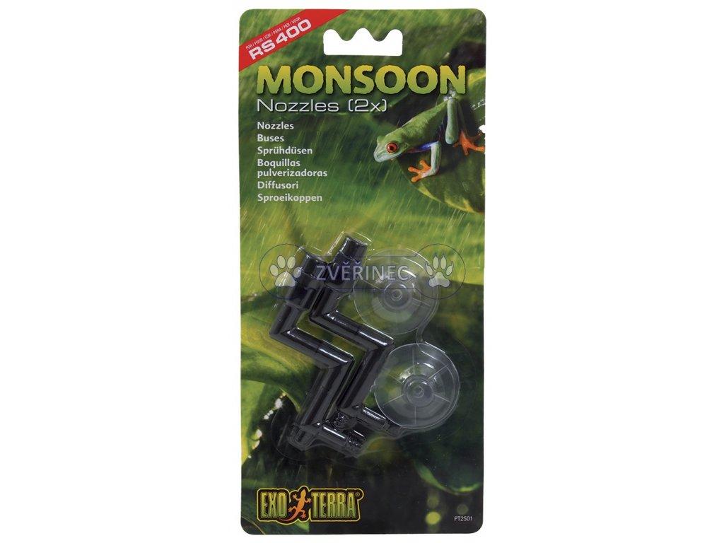 Náhradní tryska EXO TERRA Moonson 2 ks