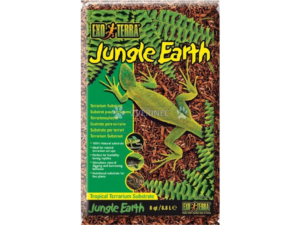 Podestýlka EXO TERRA Jungle Earth 8,8 l