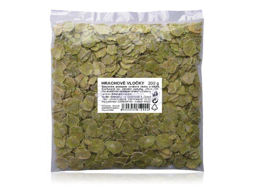 Granum hrachové vločky 200 g