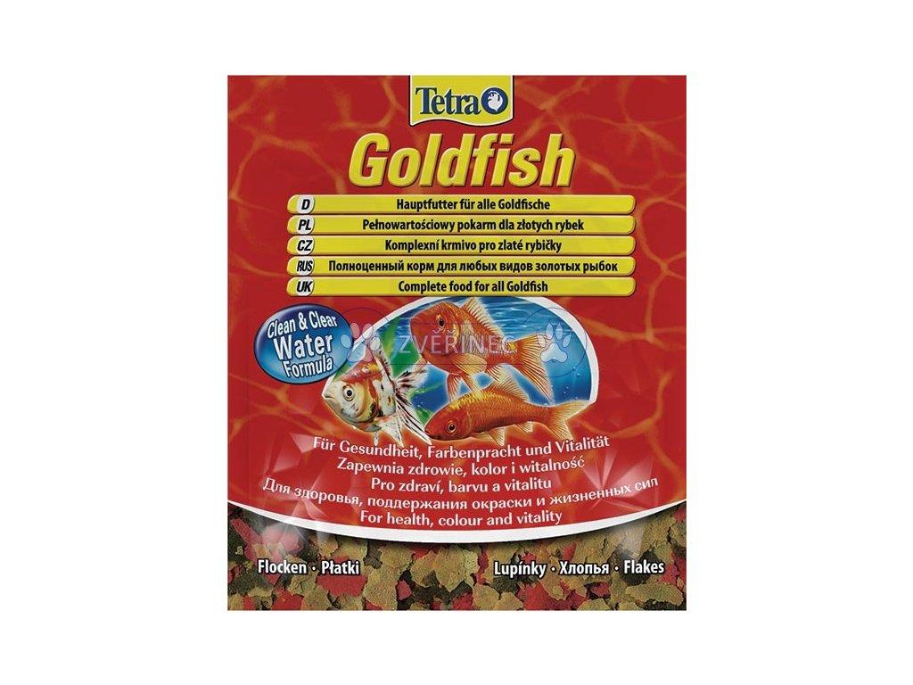 TETRA Goldfish vločky sáček 12 g